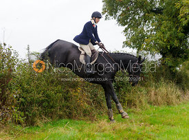 Katie Barber - Quorn at Barrowcliffe 1-11-13