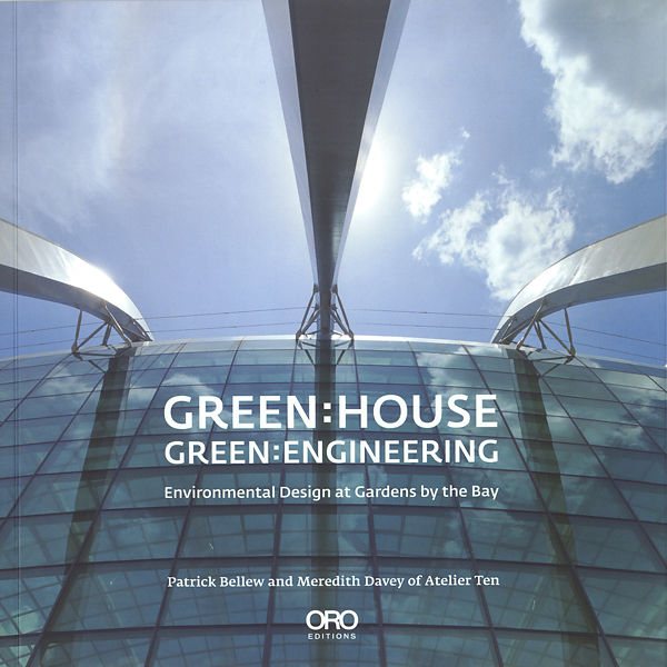 Atelier Ten - Green:House Green:Engineering Book COVER