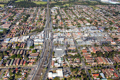 Cabramatta Looking South