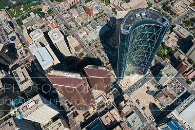 Bow Building and Suncor Energy Center