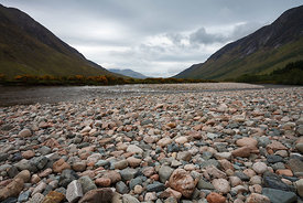 River Etive in Glen Etive