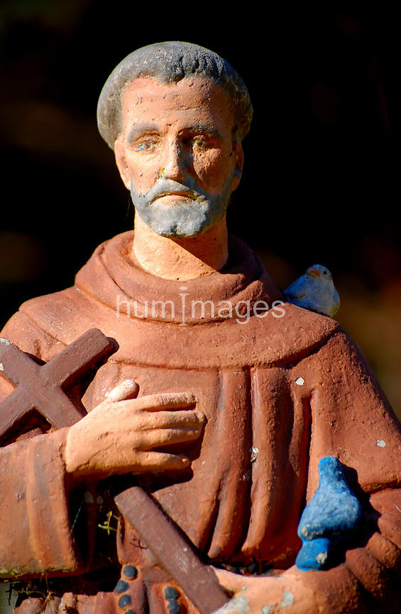 Statue of St. Francis of Assisi