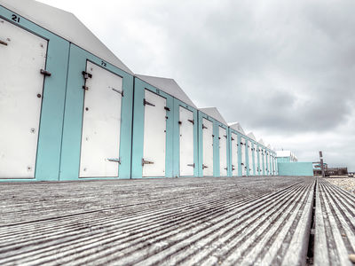 Beach Huts photos