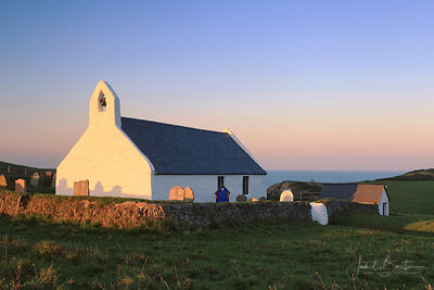 CHURCH OF THE HOLY CROSS, MWNT photos