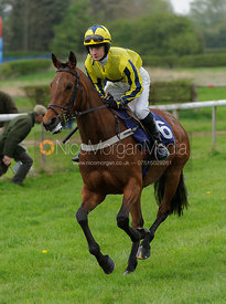 Race 6 - Open Maiden - Quorn Hunt Point to Point 2014