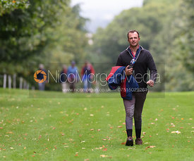 Harry Dzenis, Land Rover Burghley Horse Trials 2017