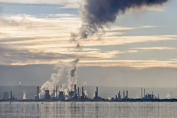 Grangemouth Refinery images