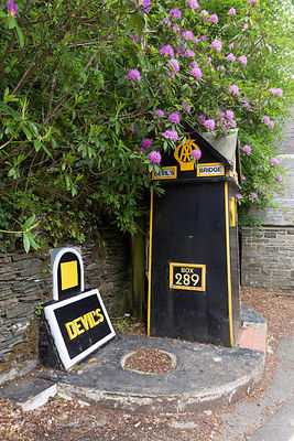 The AA box, Devils Bridge