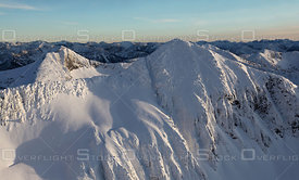 Ymir Peak at Whitewater Ski Resort Nelson BC