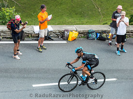 The Cyclist Vasili Kiryienka