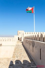 Oman, Sur. Sunaysilah old fortress