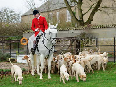 The Cottesmore Hunt at Barleythorpe 22/12 photos