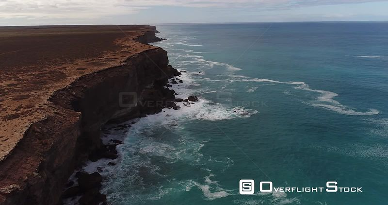 Great Australian Bight Lookout  Nullarbor South Australia