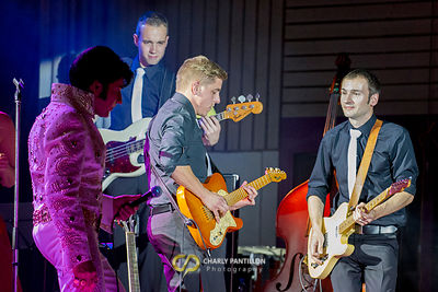 Chris Aaron & the Memphis Knights