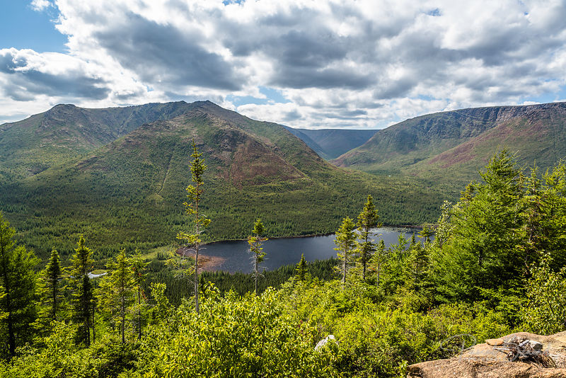 Parc National de la Gaspésie photos