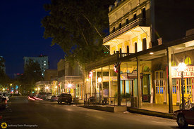 Friday Night  in Old Sacramento #4