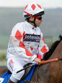 Ben Hobday - Champions Willberry Charity Flat Race - Cheltenham Racecourse, April 20th 2017