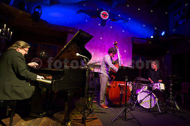 Thierry Lang Trio Festival da Jazz- Live at Dracula in St.Moritz