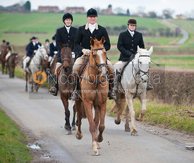 Cottesmore Hunt subscribers