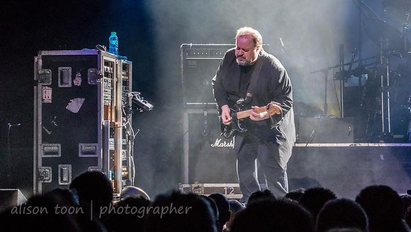 Steve Rothery, guitar, Marillion