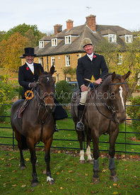 - Cottesmore Hunt Opening Meet, 30/10/12