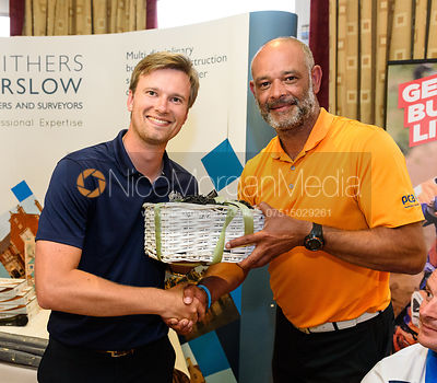 Smithers Purslow Golf Day 13th June 2018 photos