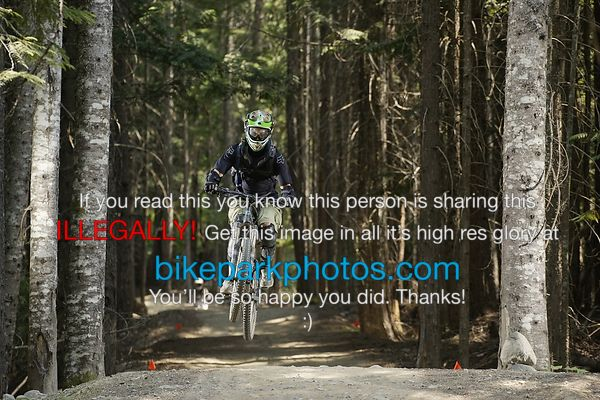 Saturday July 28th Crank It Up bike park photos