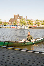 Houseboat Hans