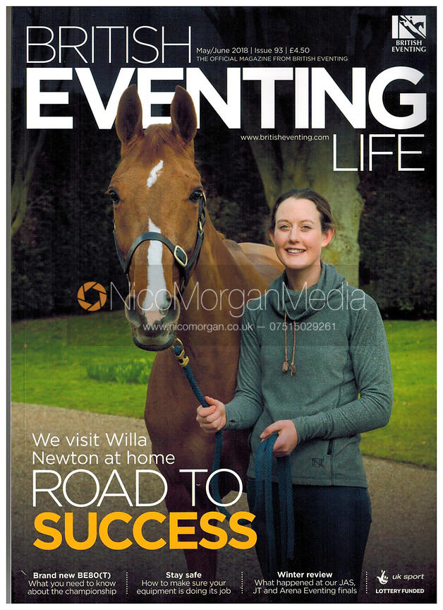 british eventing life May17 xgaplus - British Eventing Life Magazine