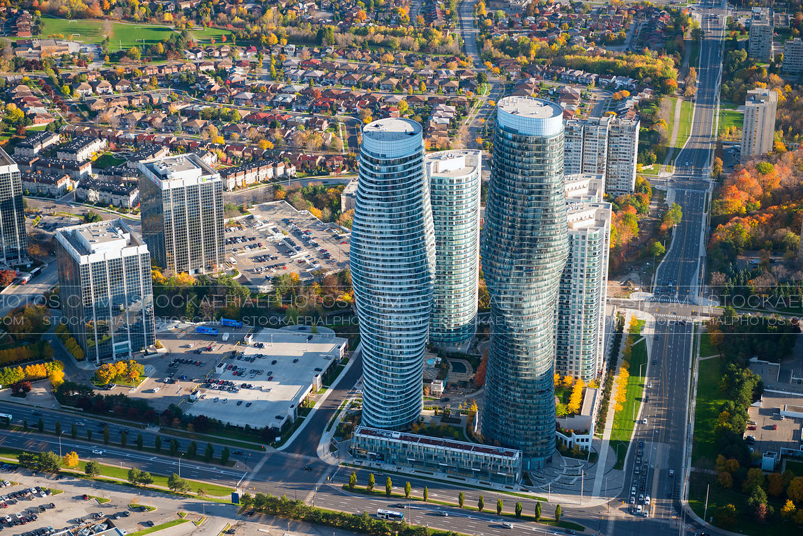Absolute Towers, Mississauga