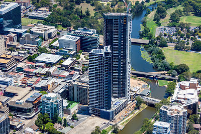 Meriton Towers, Parramatta