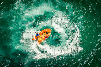 Surf Boat Circles