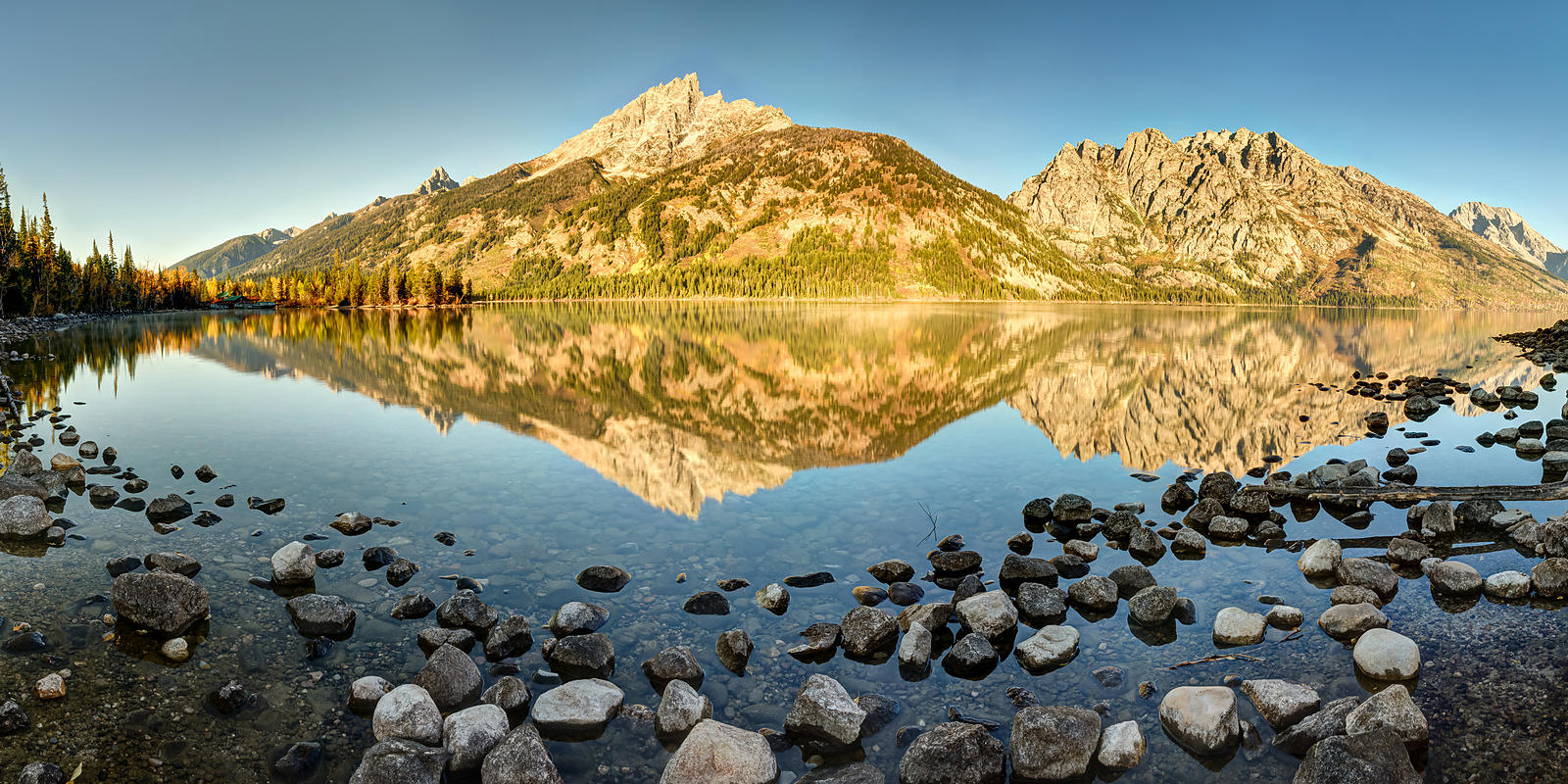 Jenny Lake Panorama