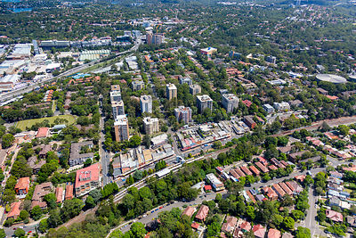 Artarmon Aerial Photography photos
