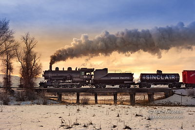 Steam Railroading photos