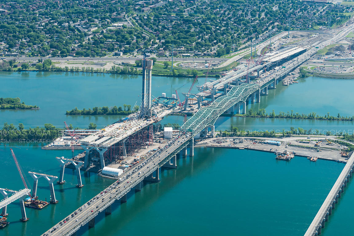 New Champlain Bridge, Montreal