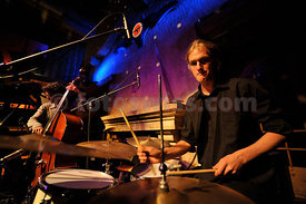 Kevin Chesham Festival da Jazz- Live at Dracula in St.Moritz