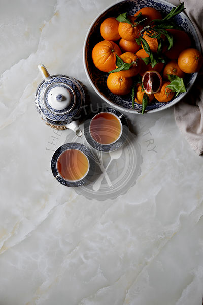 Orange and Tea