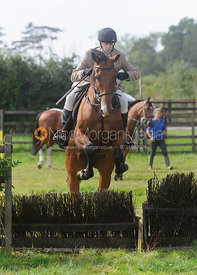 Cottesmore Hunt Relay, The Kennels, Ashwell, 1st September 2013.