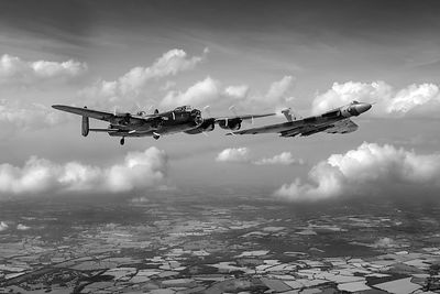 Avro sisters BW version