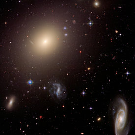 Amas de galaxies Abell S0740
