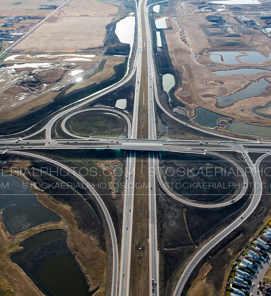 SE Stoney Trail Interchange - 17 Avenue
