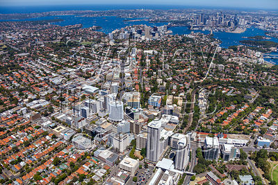 St Leonards to Sydney City