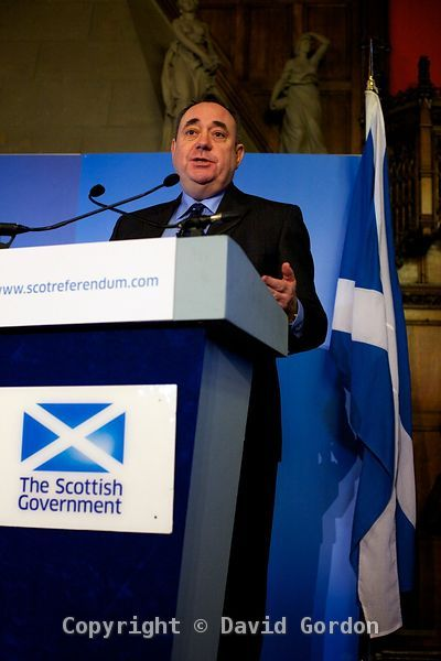 Scottish Referendum Launch