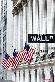 New York Stock Exchange, Wall street, New York, USA