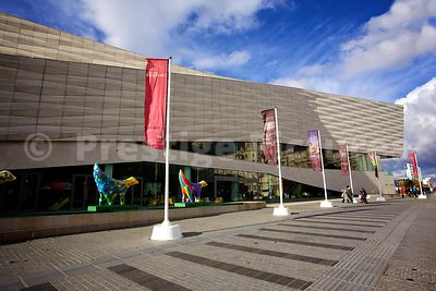 Frontage of the Museum of Liverpool