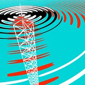 Radio Transmission Tower 14B variant 10