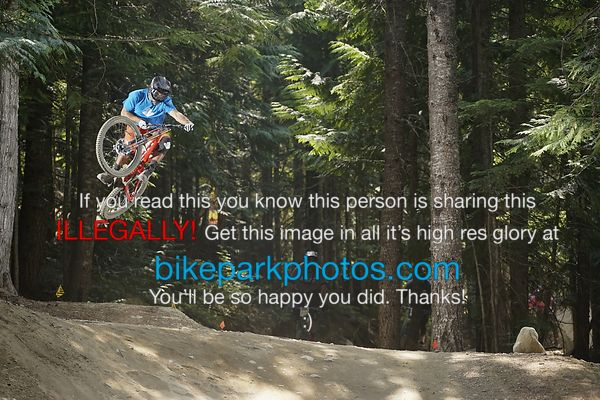 Thursday July 26th Aline Tombstone bike park photos