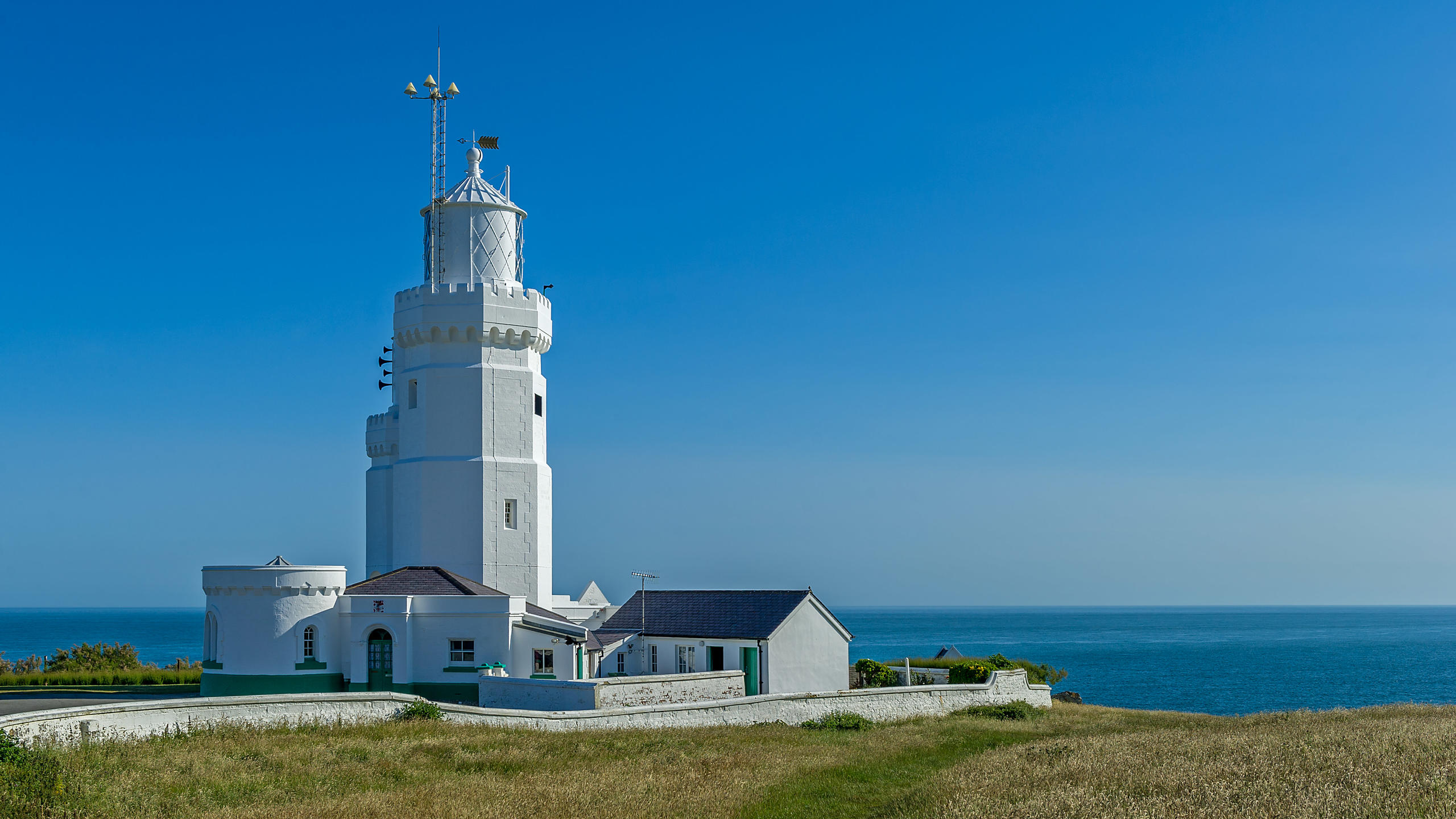 St Catherine's Lighthouse; Isle of Wight