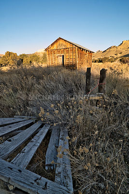 Abandon Shed- Tropic, Utah